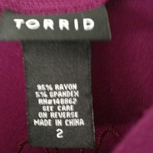 torrid Tops - TORRID Top Size 2